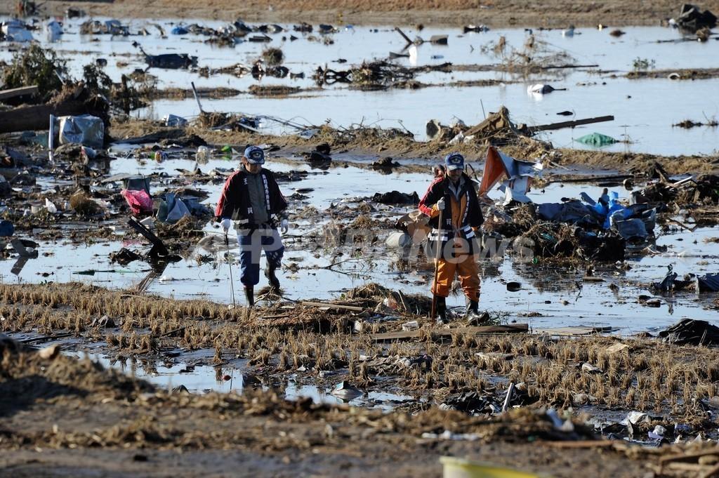 各国から救助隊、東北地方太平洋沖地震
