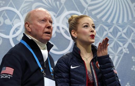 フィギュア女子SPで4位のゴールド、ソチ五輪