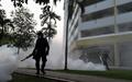 シンガポール、ジカウイルス感染者41人に 国内感染か