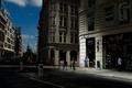高層ビルの反射光で車が溶ける、開発業者が調査開始 ロンドン