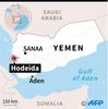 イエメンでミニバスに攻撃、民間人15人死亡 反体制派「連合軍の空爆」