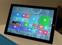 米マイクロソフト、新型タブレット「サーフェス・プロ3」を発表