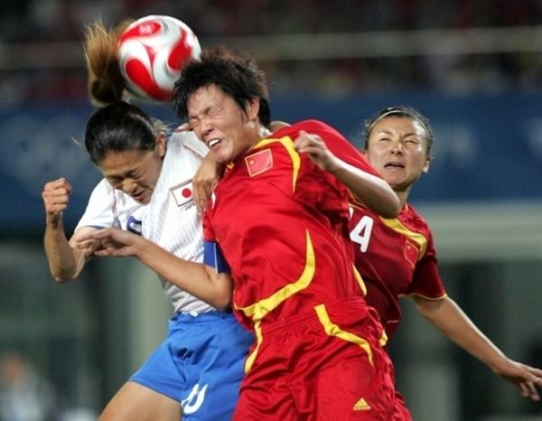 メダルを取って女子サッカーを盛り上げたい