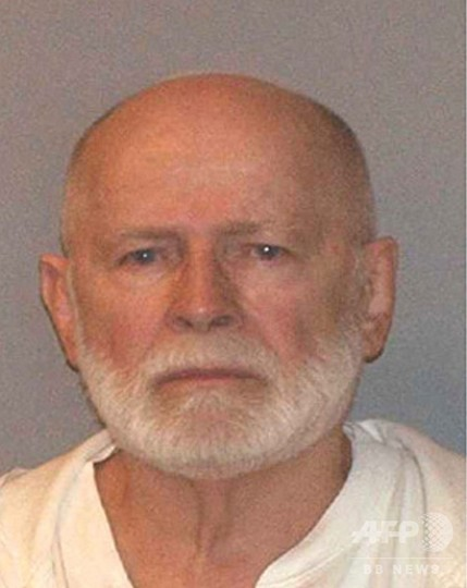 米の凶悪ギャング首領、バルジャー受刑者が死亡 獄中で殺害か