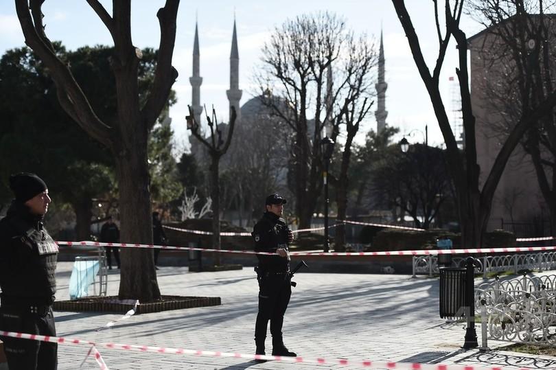 イスタンブール爆発は「ISの自爆攻撃」 トルコ政府