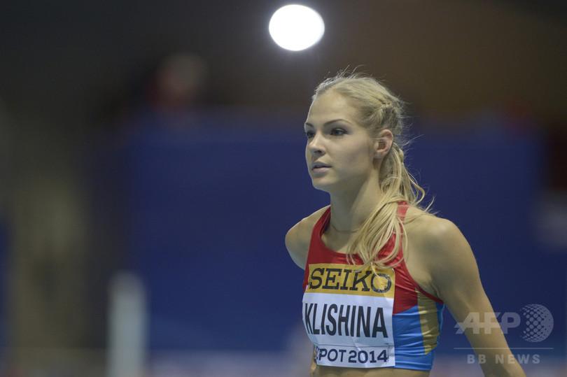 陸上唯一のロシア勢クリシナ、リオ五輪出場禁止に CASが発表