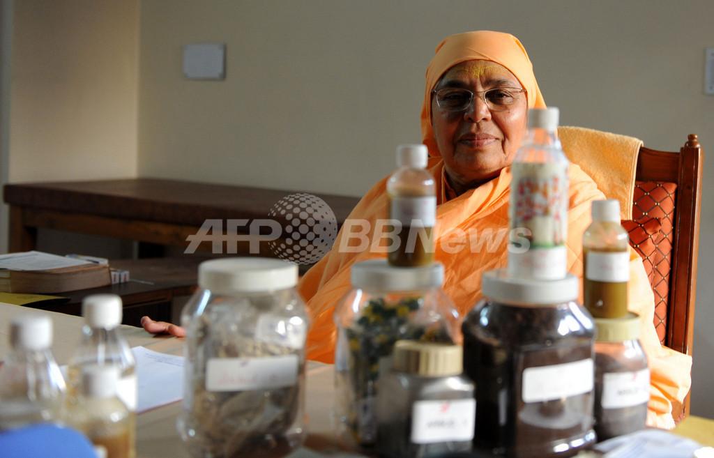 ウシ排泄物で薬も開発、応用製品研究が活発 インド
