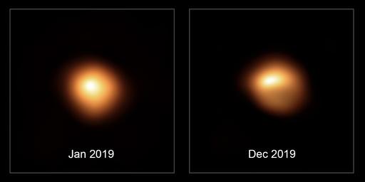 異例の減光続ける「ベテルギウス」 ESOが画像公開