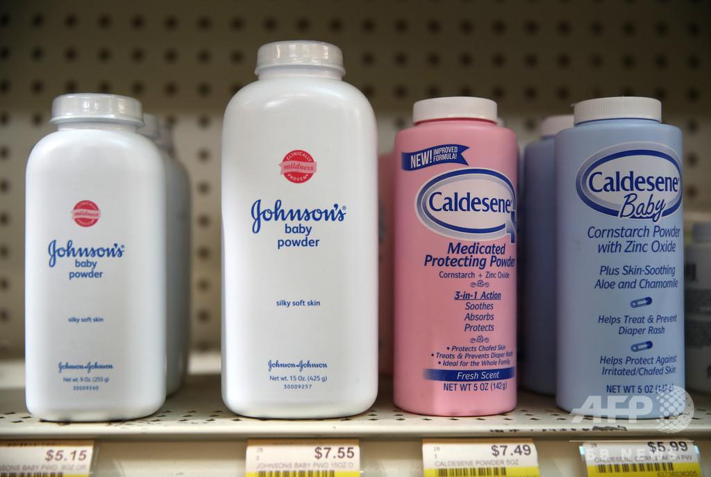 米J&J、タルク原料ベビーパウダーの北米販売中止 発がん性指摘