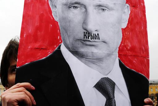 プーチン氏の経済ギャンブルとクリミア急襲