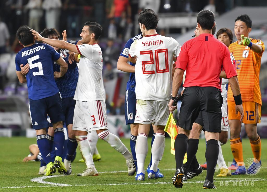 日本戦の乱闘騒ぎ、イラン国内からも批判の声「処分すべき」 アジア杯