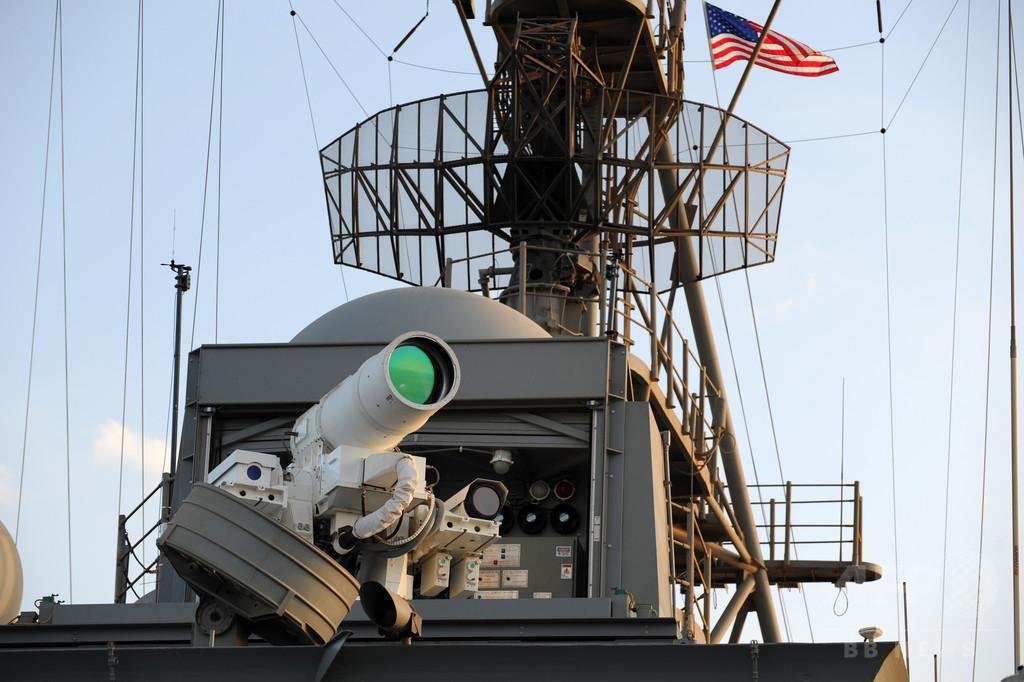 SFが現実に レーザー兵器、米軍でついに実用化迫る