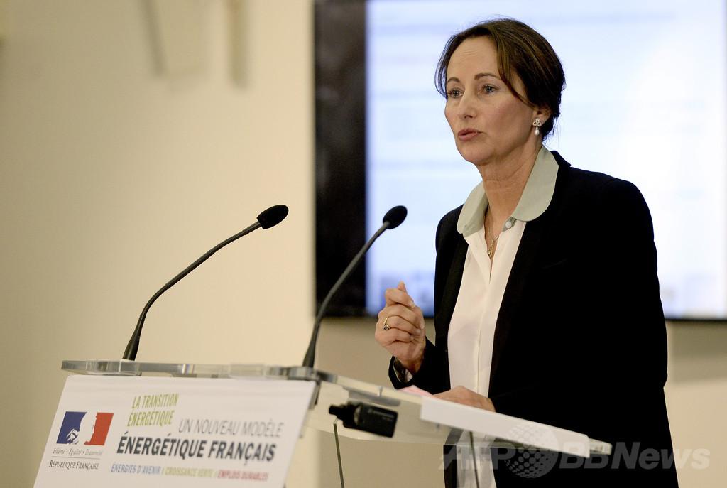「環境配慮型の国」目指す仏法案、グリーン成長視野