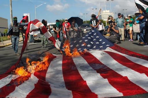 米領プエルトリコ住民投票、「51番目の州」昇格を97%が支持