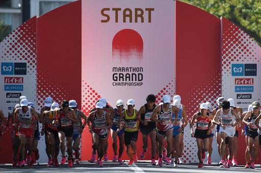 東京五輪のマラソンと競歩を札幌開催に、IOCが提案