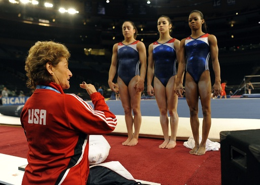 元代表選手が名コーチ夫妻を提訴、米体操の性的虐待事件