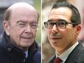 トランプ氏、経済閣僚に資産家2人を指名 「富裕層優遇」に批判