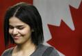 カナダに亡命のサウジ女性が会見「女性の自由のため闘う」