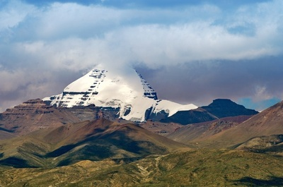 「神の山」カン·リンポチェのスナップショット