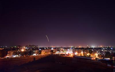 ロシア軍機、地中海上で消息絶つ シリアの基地に帰還中