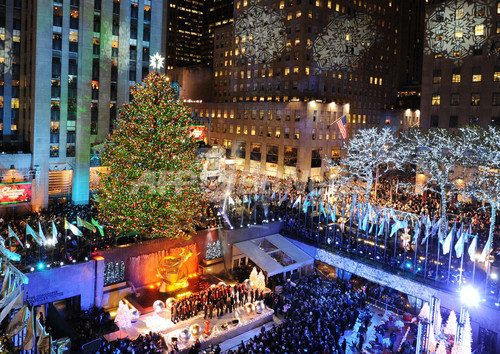 Ny 20 afpbb news for Immagini new york a natale