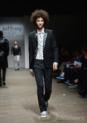 ファッションショーも開催、「ジェフリー・ファッション・ケア」