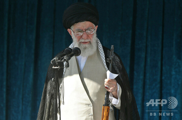 イラン、米の追加制裁は外交の道筋「永久に閉ざす」