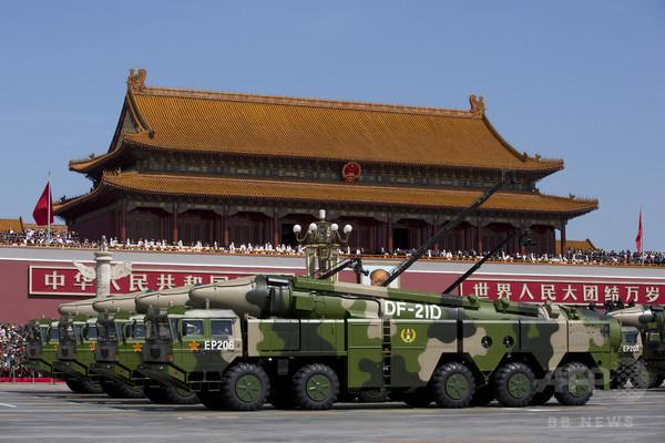 ミサイル防衛「中国が仮想敵」と明言しない日本政府