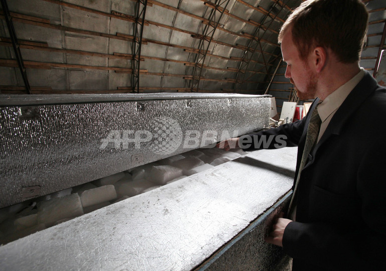 永遠の命を手に入れられる場所、ロシアの人体冷凍保存施設