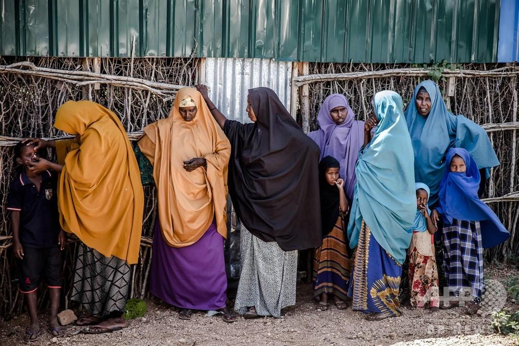 干ばつに洪水…相次ぐ災害で復興遠のくソマリア