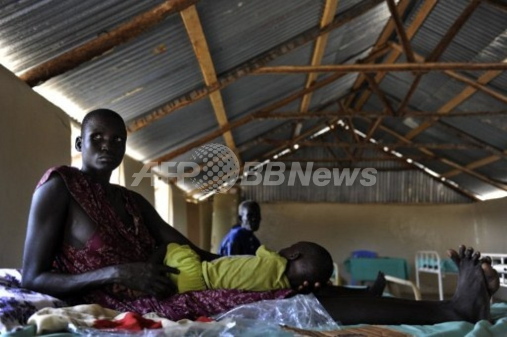 マラリア死者、2010年は65.5万人に減少 WHO