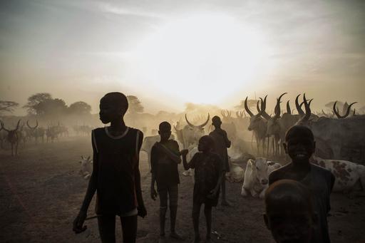 南スーダンで子ども兵3000人解放へ、ユニセフ発表