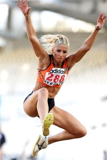 ギリシャの女子三段跳び選手、差別ツイートで五輪代表から除名