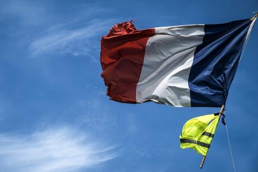 【写真特集】終わりの見えないフランス「黄色いベスト」運動
