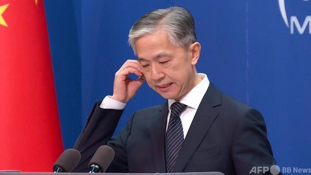 中国、バイデン氏の勝利認めるに至らず 米大統領選