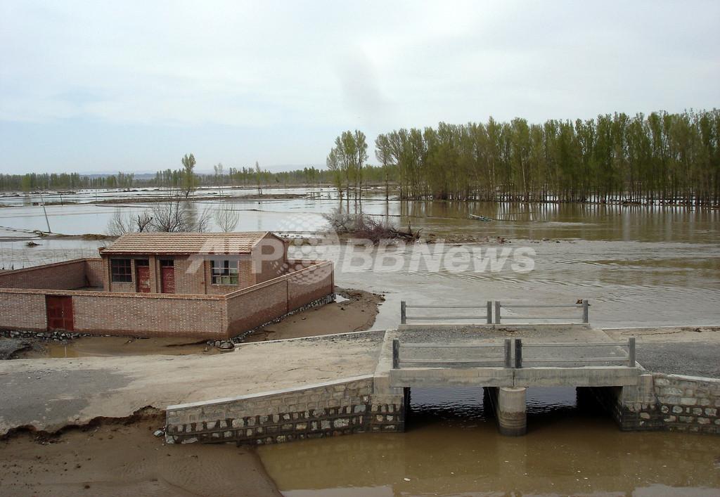 副水利相、「中国のダムは時限爆弾」 - 中国