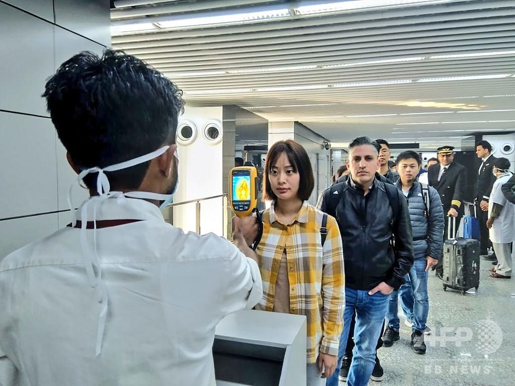 中国の新型ウイルス、米国・台湾でも初確認 感染者300人超