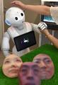 動画:故人がペッパーでよみがえり、テクノロジーで弔う「四十九日」