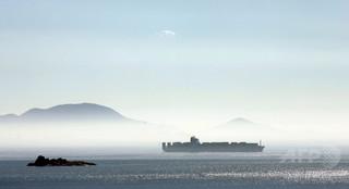 中国、世界最大の無人船試験場建設に着手 アジア初