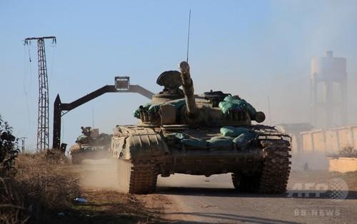 シリア和平協議、2月25日まで中断 国連発表