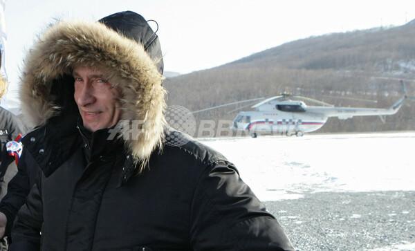「太平洋石油パイプライン」始動、プーチン首相がボタン押す
