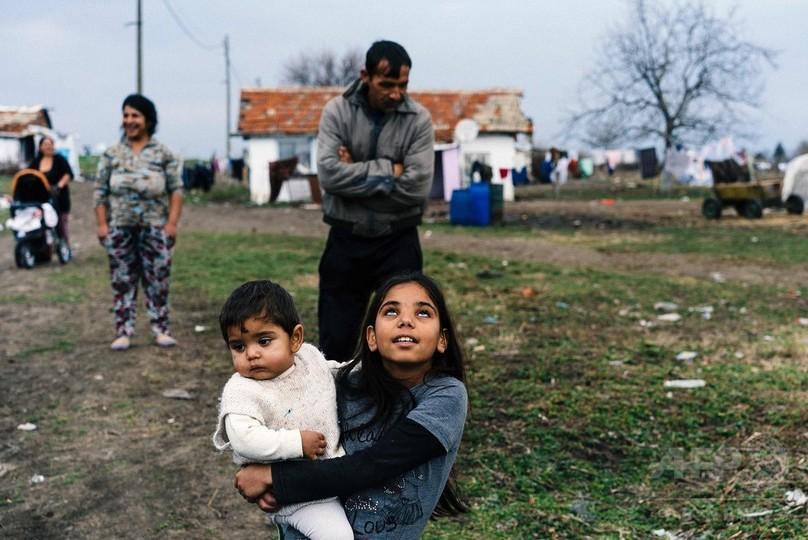 赤ちゃん売ります──貧困があおる人身売買 ブルガリア