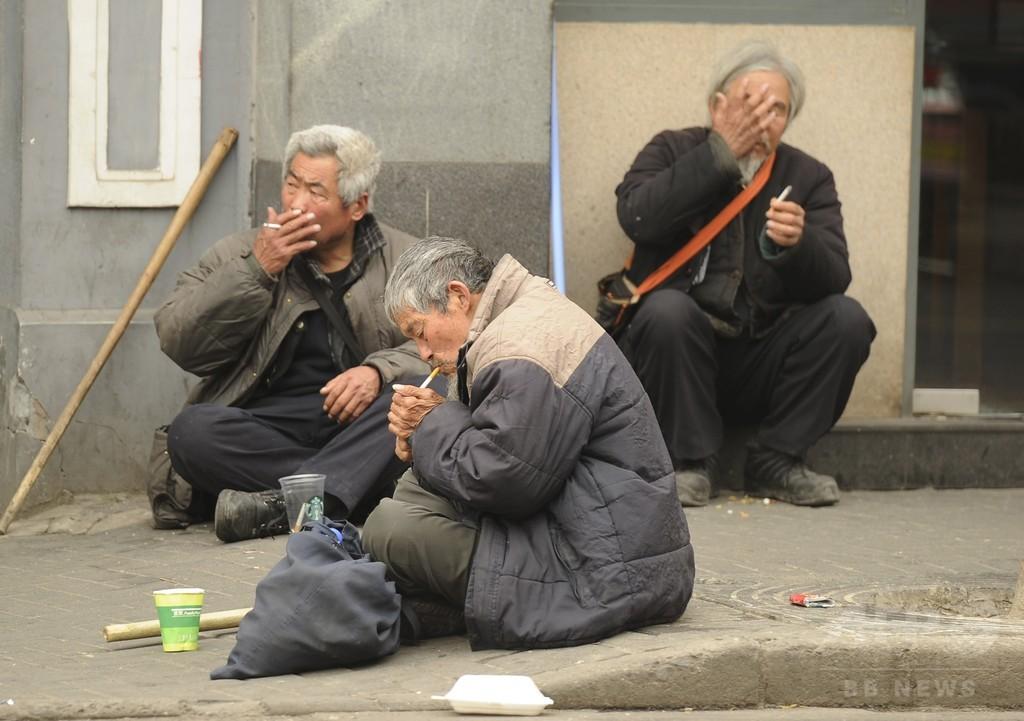 たばこの健康被害、アジア地域でまん延