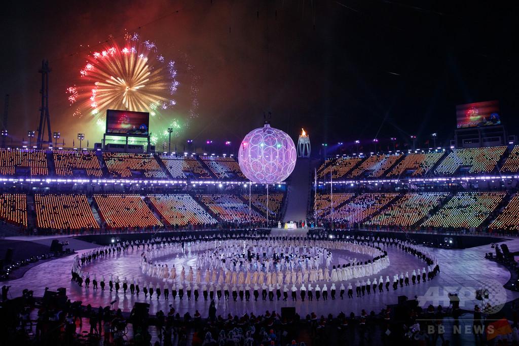 平昌冬季パラリンピックが開幕、史上最多567人が出場