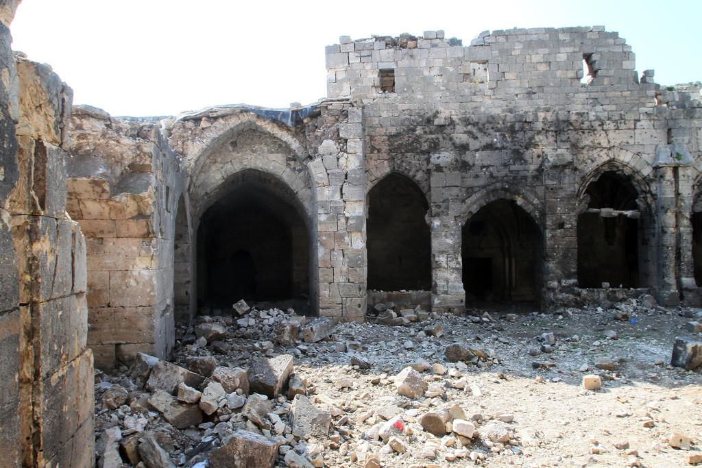 シリア文化遺産、3D画像データベースをネット公開