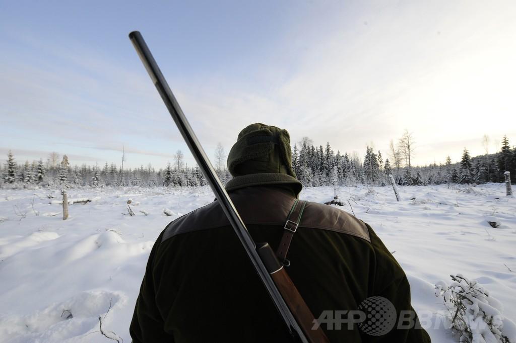 オオカミ狩り禁止令めぐるスウェーデンの対決