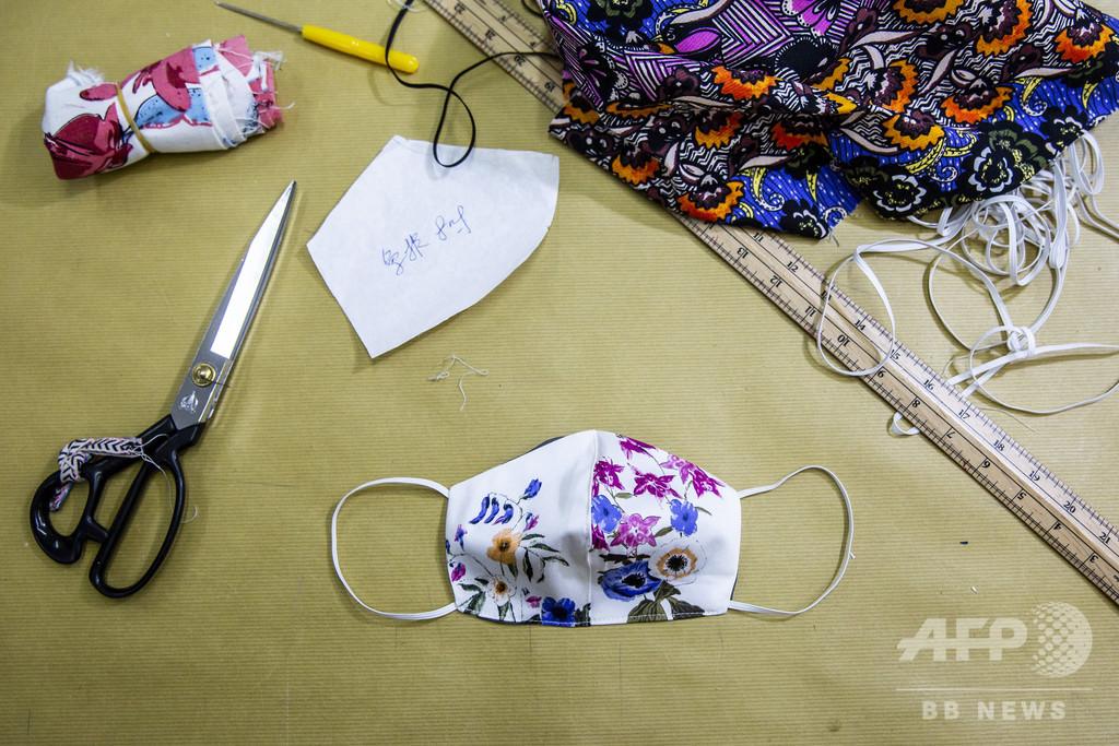 手作りマスクで感染予防はできるのか? 専門家の見解
