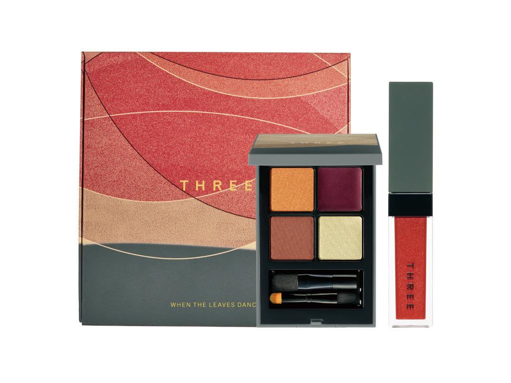 「THREE」センシュアルなハーベストカラーが揃う、秋限定コレクション