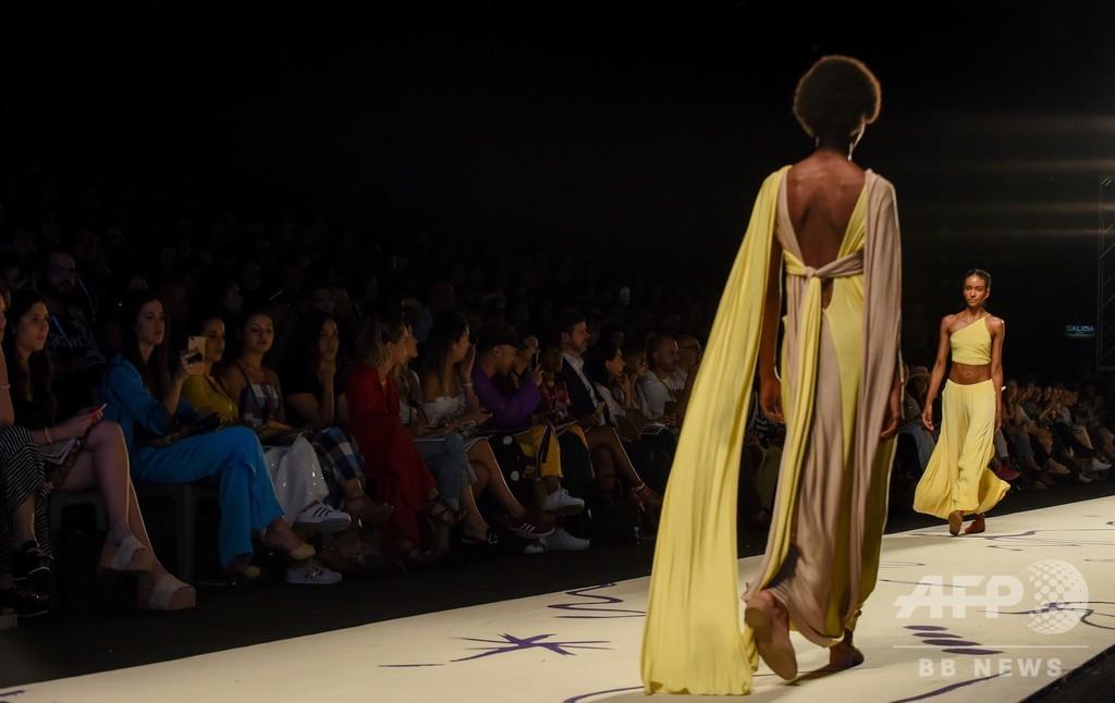 南米コロンビアでファッションウィーク開催