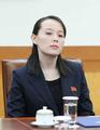 韓国大統領、金正恩氏の妹らと会談 正恩氏の親書伝達か